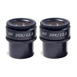 SCIENSCOPE NZ & ELZ Eyepieces (20X) - Pair