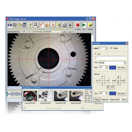 Video Image Express