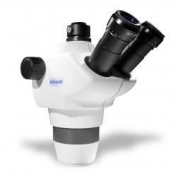 SCIENSCOPE NZ Stereo Zoom Trinocular Microscope Body