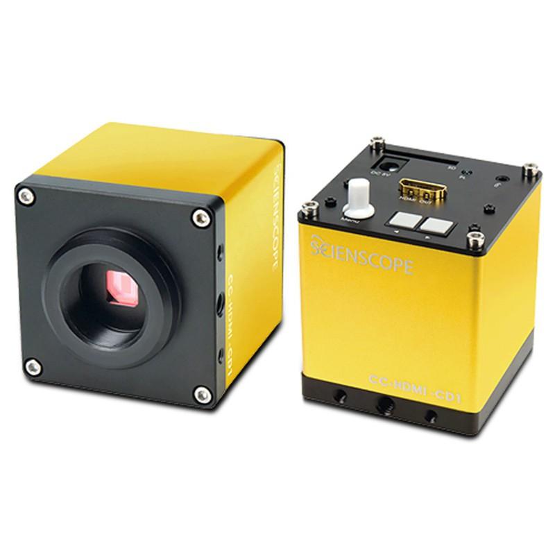 Scienscope 1080p HD Camera HDMI Output & Image Capture