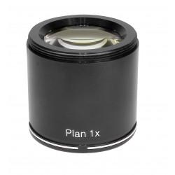 SCIENSCOPE E-Series Objective Lens (1X)