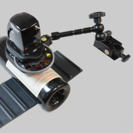 """11"""" Articulated Arm for Filter Wheel with Desktop Base attachment"""