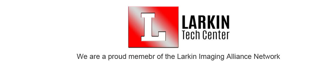A proud member of the Larkin Imaging Alliance network